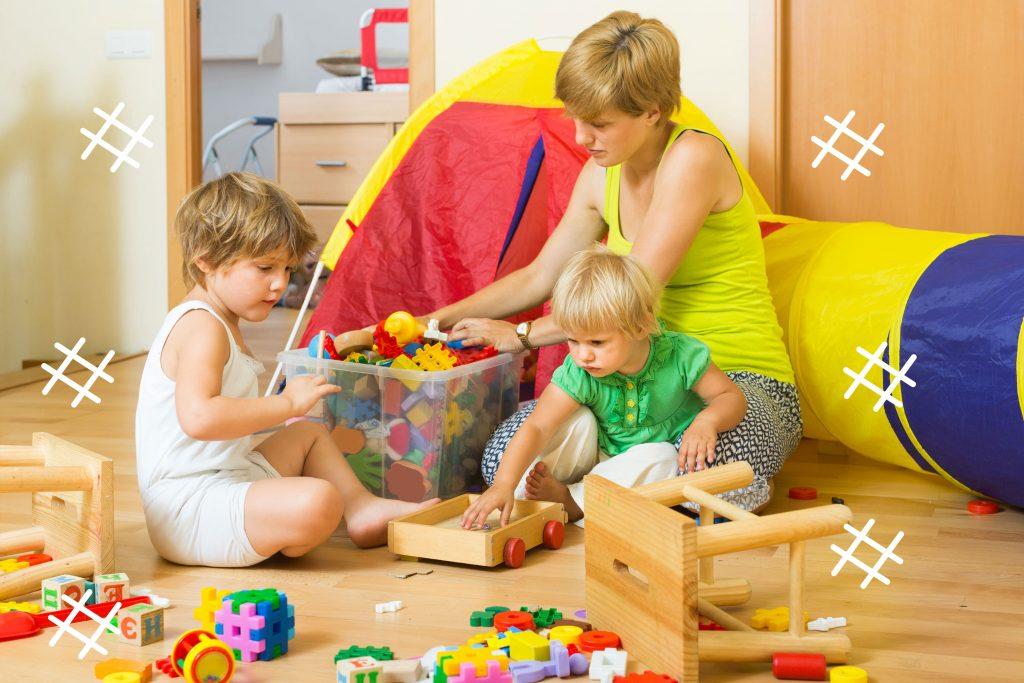 service jeunesse garde enfant