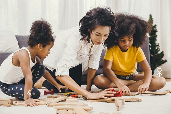 garde enfant atelier creatif