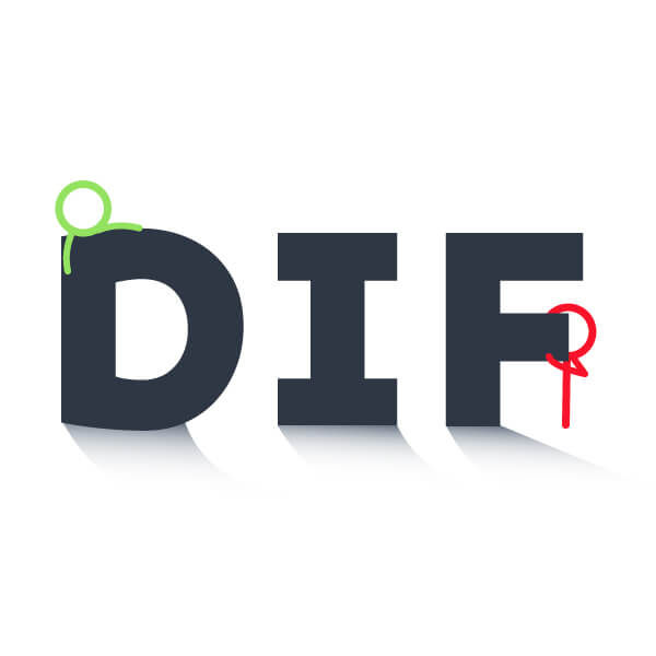 DIF logo